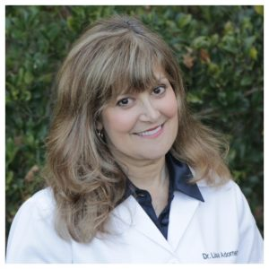 Greensboro Dentists Dr. Lisa Jo Adornetto, DDS chest up profile picture.